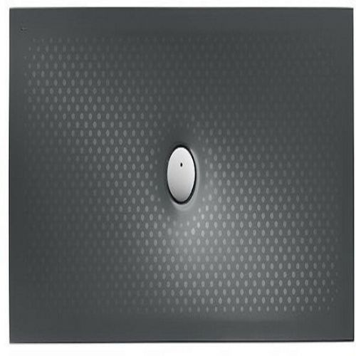 Roca In Floor Anti-Slip Rectangular Shower Tray - 1400mm x 800mm - Matt Black